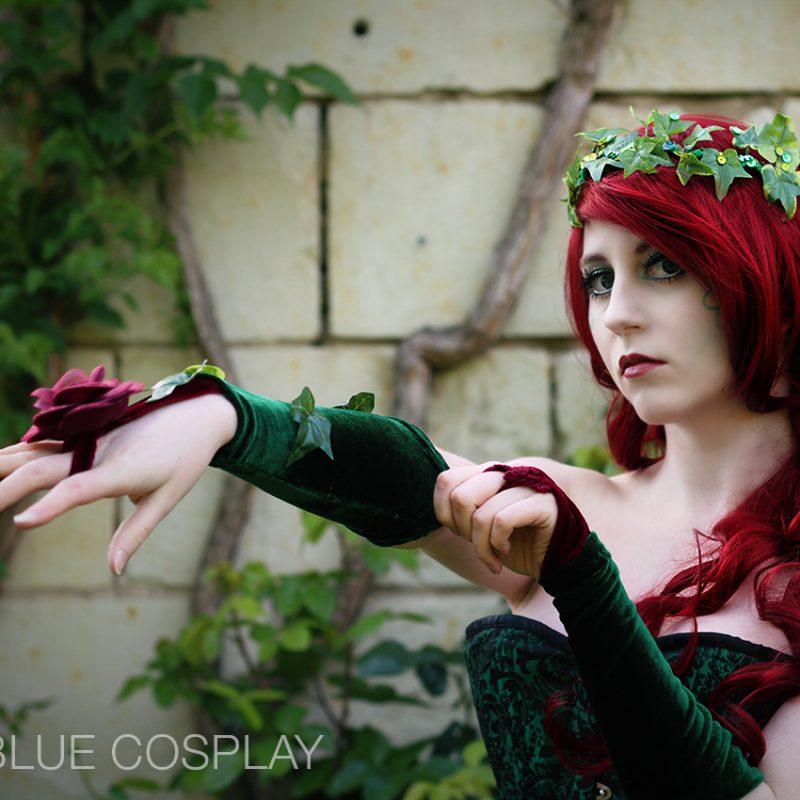 Poison Ivy Bulleblue Cosplay
