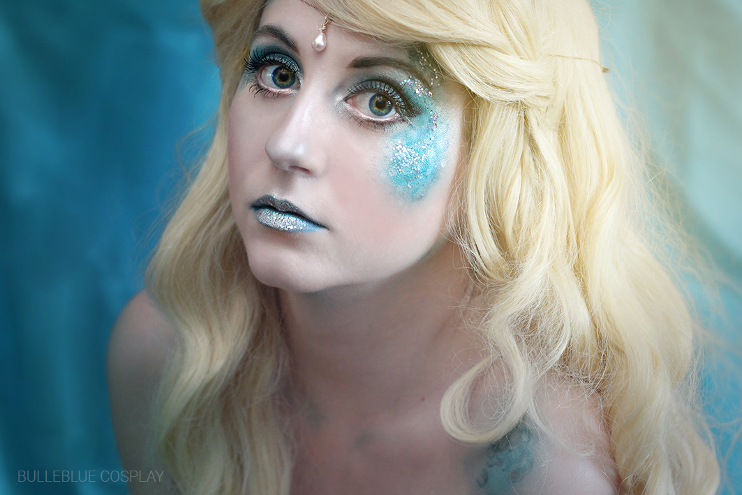 Mermaid blues Bulleblue Cosplay