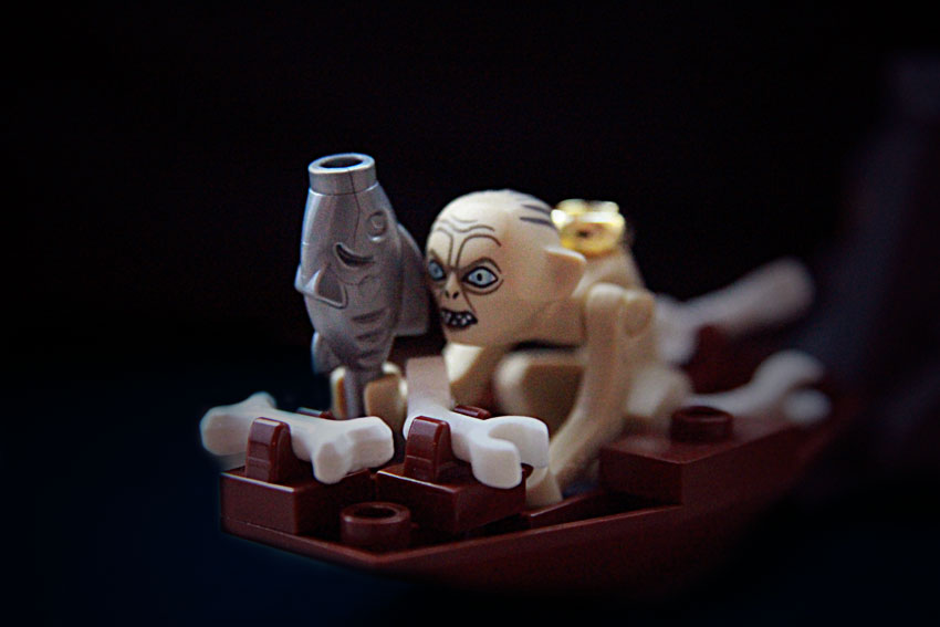 The Hobbit - Lego