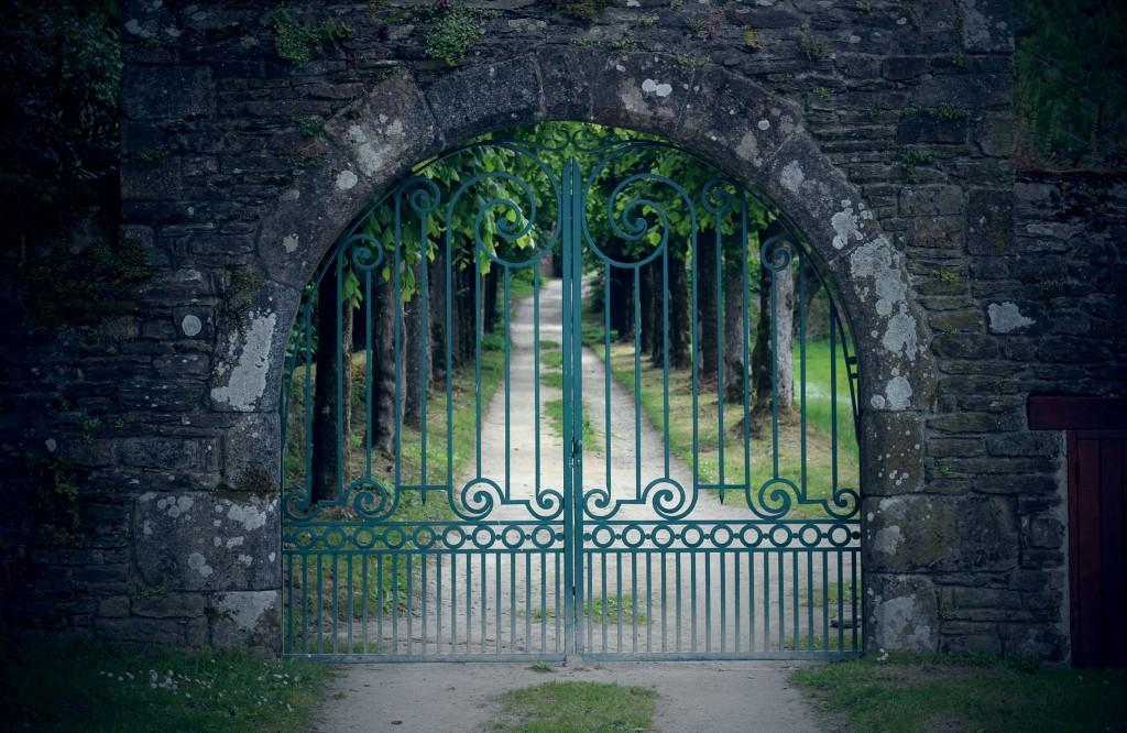 Abbaye de Saint Maurice - Bretagne - http://rainbowunicornkitty.com