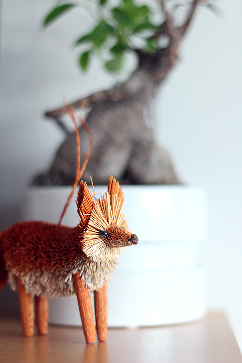 Déco Renard Fox