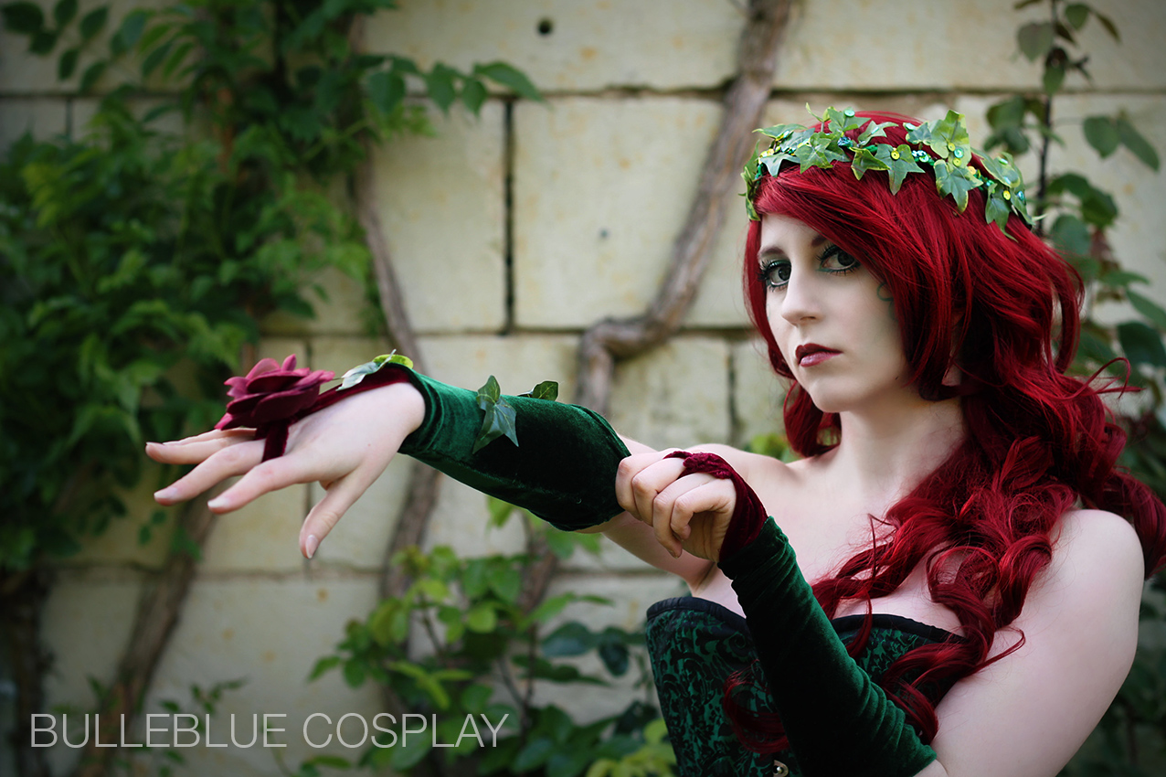Poison Ivy Bulleblue Cosplay