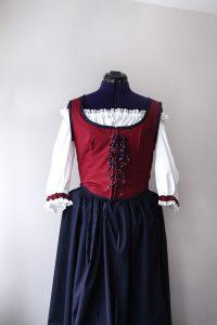 Renaissance costume - Bulleblue Cosplay