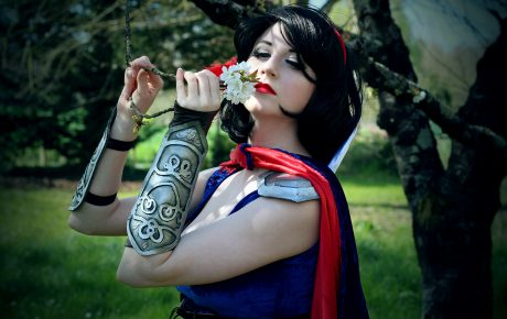 Warrior Snow White Bulleblue Cosplay