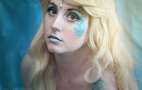 Mermaid blues Bulleblue Cosplay