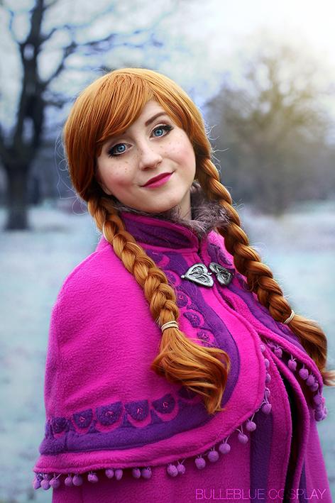 Anna - Frozen | Bulleblue Cosplay