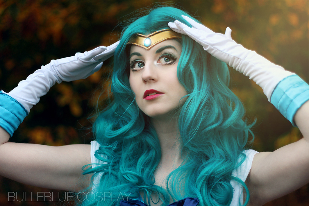 Sailor Neptune Cosplay