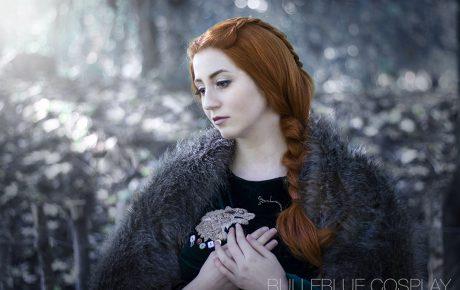 Sansa Game of Thrones Bulleblue Cosplay