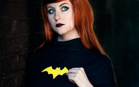 Barbara Gordon Bulleblue Cosplay