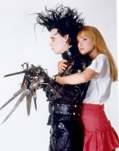 Edward Scissorhands 1990 Tim Burton Movie