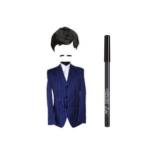 Gomez Addams Halloween costume cosplay idea