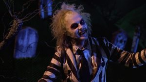 Beetlejuice (1988) Tim Burton movie