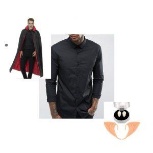 Idea Dracula costume