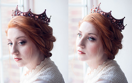 The redhead queen by Bulleblue Photography
